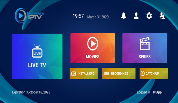 ULTIMATE IPTV APK FILE PLUS NEW ACTIVE CODE ALL COUNTRIES CHANNELS COMPLET OK