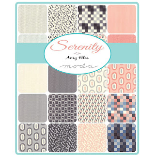 Moda Serenity Fabric by Amy Ellis for Moda Fabrics