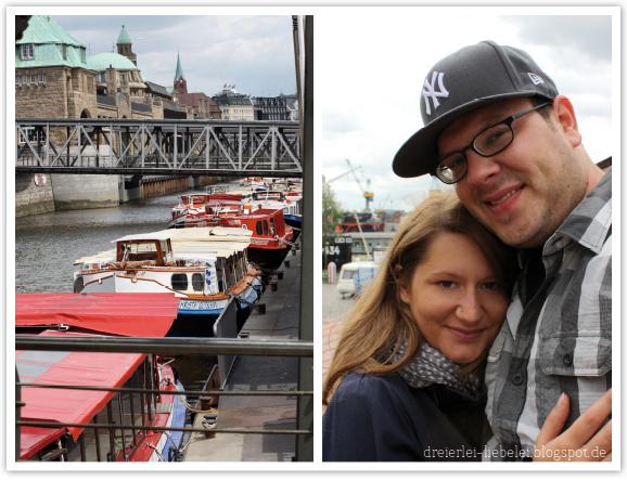 Dreierlei Liebelei: Hamburg + Tipps meiner Leser
