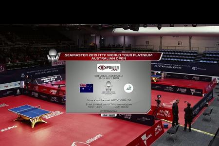 Table Tennis AsiaSat 5 Biss Key 12 July 2019 - Satellite TV
