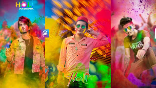 Holi Special Photo Editing Background And Png Download