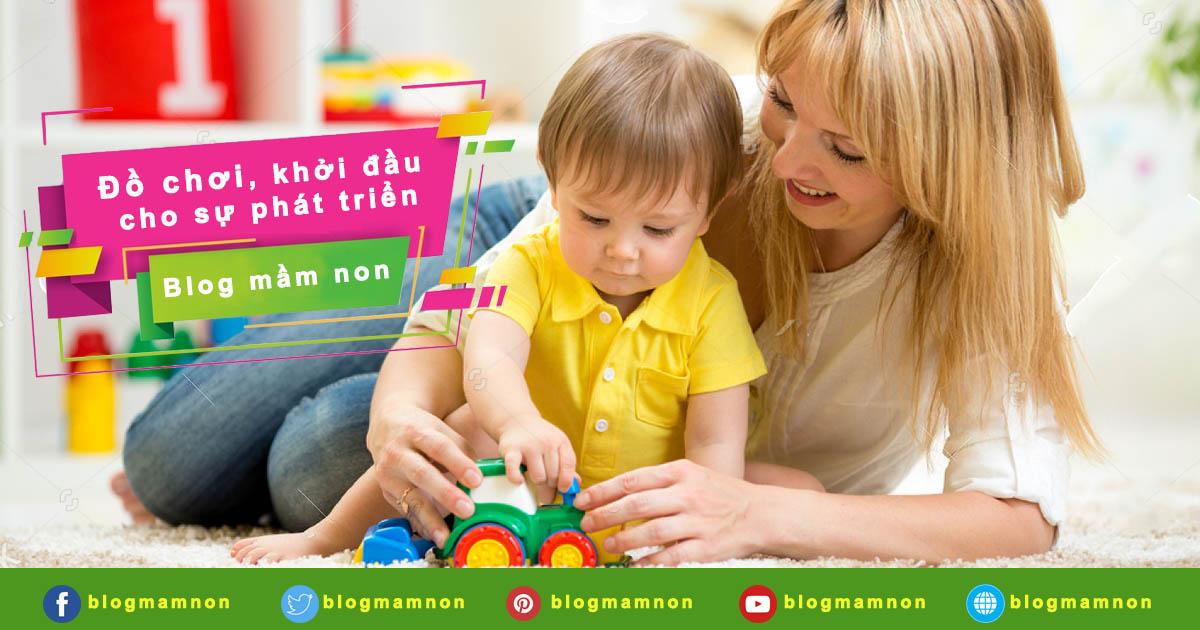 Đồ chơi trẻ em giá rẻ - Đồ chơi, khởi đầu cho sự phát triển của trẻ