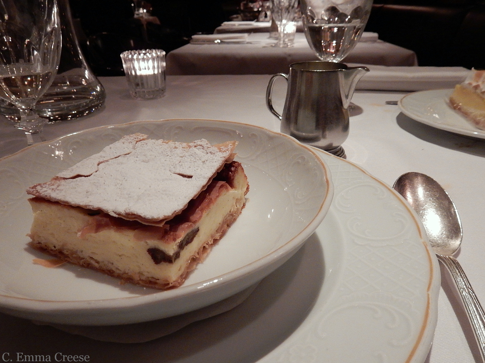 Fischers Marylebone Restaurant Review