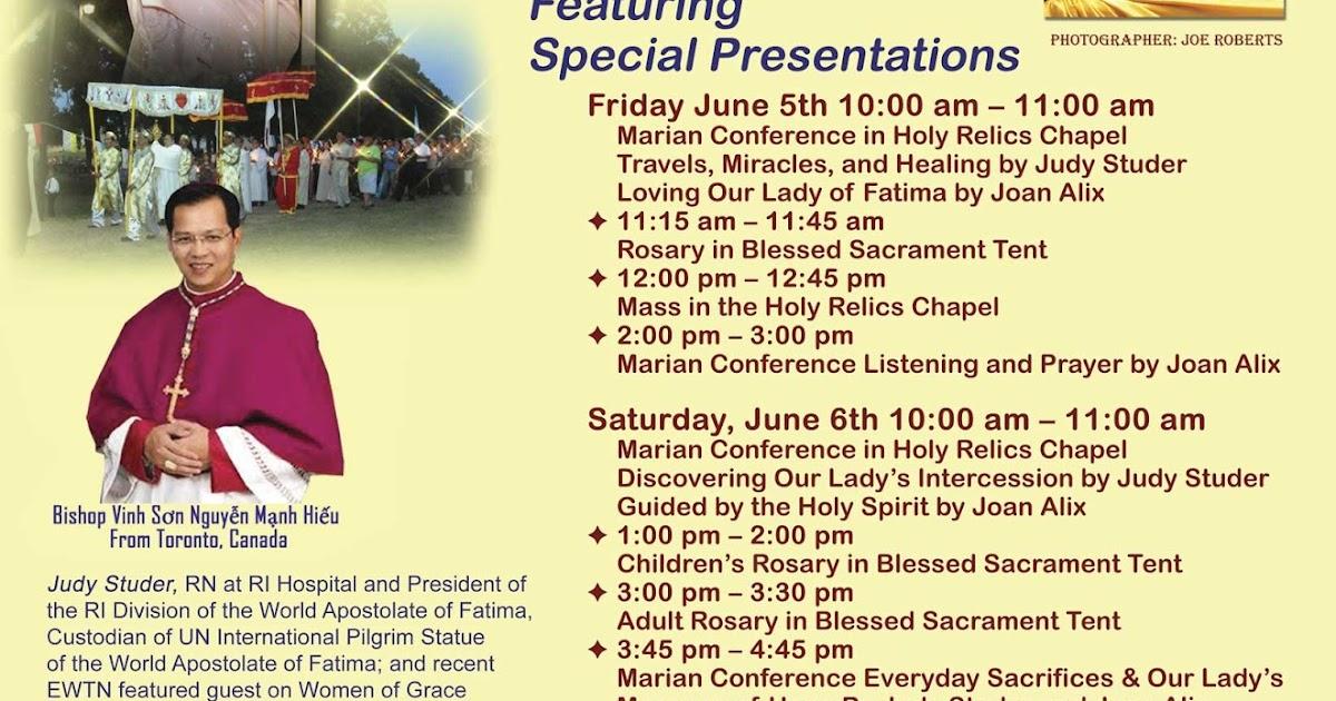 Childrens Rosary Blessed Sacrament Day Vi 2015