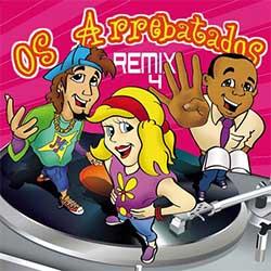 Baixar CD Gospel Os Arrebatados Remix 4