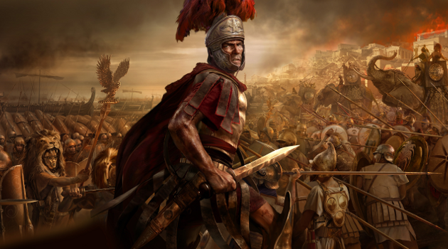 News: Livros inspirados em Total War: Rome II 7