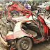 Four dead, others deadly injured as truck rams into a car and bikes in Oyo
