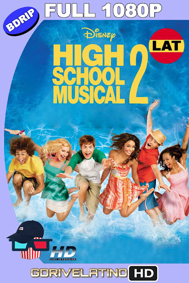 High School Musical 2 (2007) EXTENDED BDRip 1080p Latino-Ingles MKV