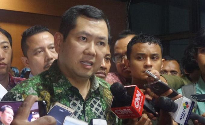 Perindo Dukung Jokowi, Ada Apa ?