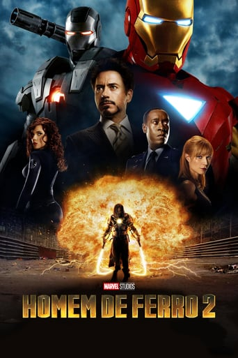 Homem de Ferro 2 (2010) Download