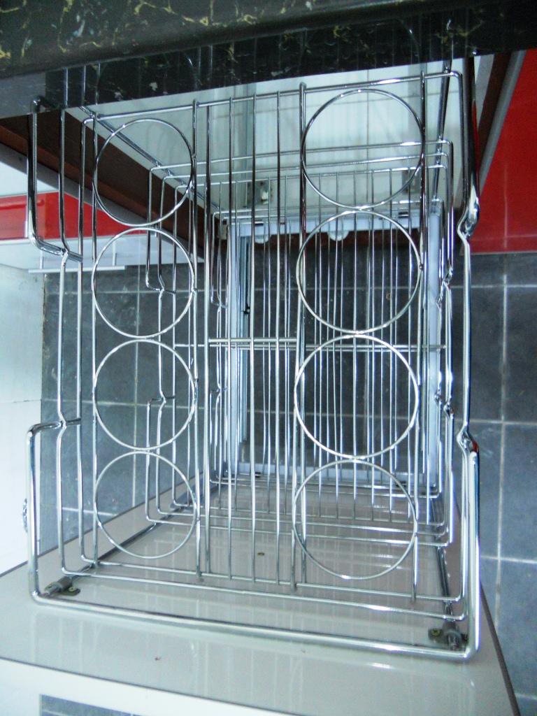 Ada Pelbagai Lagi Pilihan Aksesori Kabinet Dapur