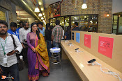 Nani and Keerhi Suresh at Facebook Office-thumbnail-3
