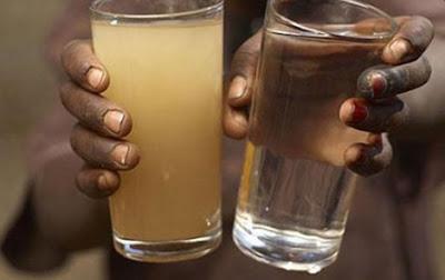 Antara Air Keruh dan Air Bersih