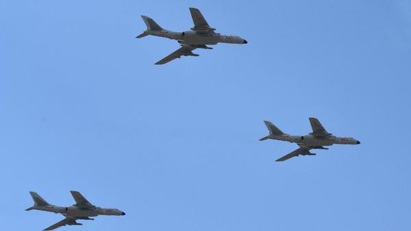 Panas! 28 Pesawat Militer China Masuki Wilayah Taiwan