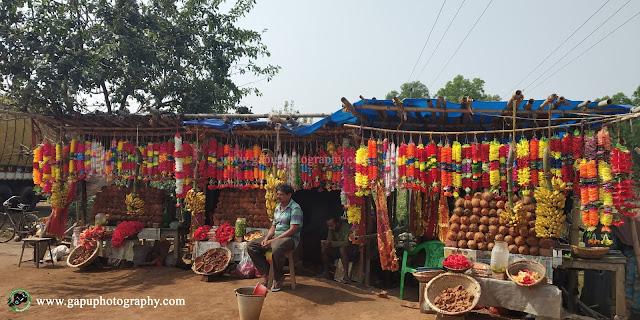 Bhoga Store near Dadakali Temple Balasore