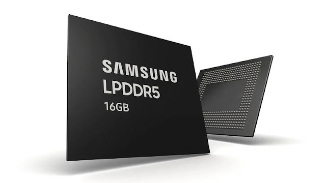 Samsung's New Mobile RAM Production Claims An Industry First