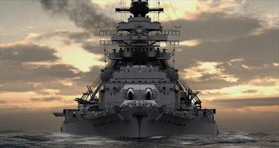 Kapal Perang Bismarck Jerman