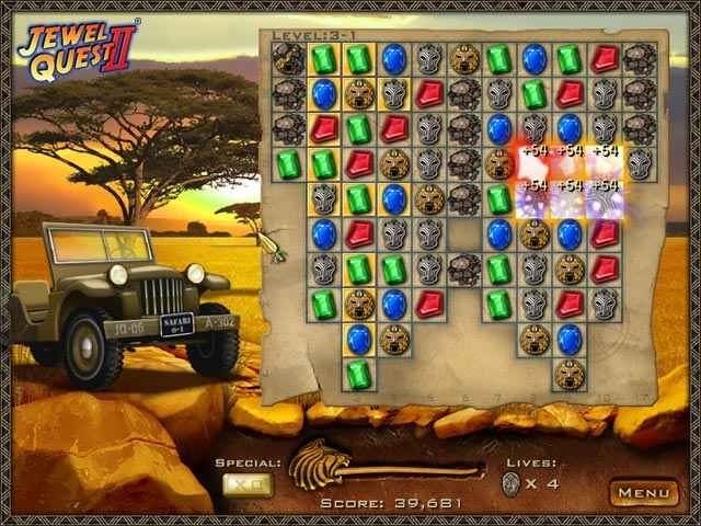 Jewel Quest II seven seas free download for PC and Android