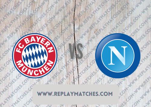 Bayern Munich vs Napoli -Highlights 31 July 2021