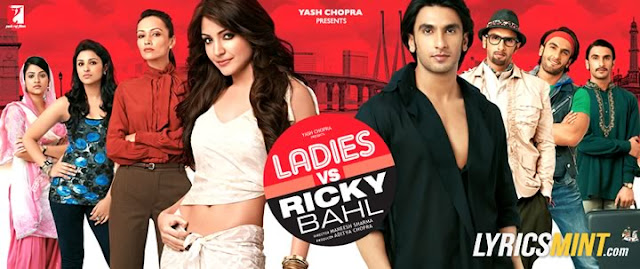 REVIEW sinopsis FILM INDIA; LADIES VS RICKY BAHL