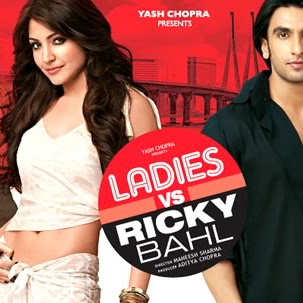 REVIEW; FILM INDIA LADIES VS RICKY BAHL
