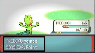 Pokemon emerald exp cheats