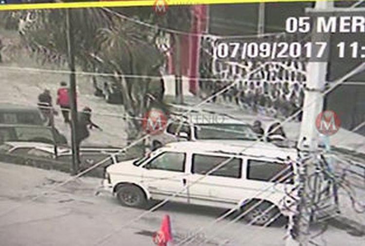 VIDEO: Fuerte balacera en Coroneo, duró un minuto.