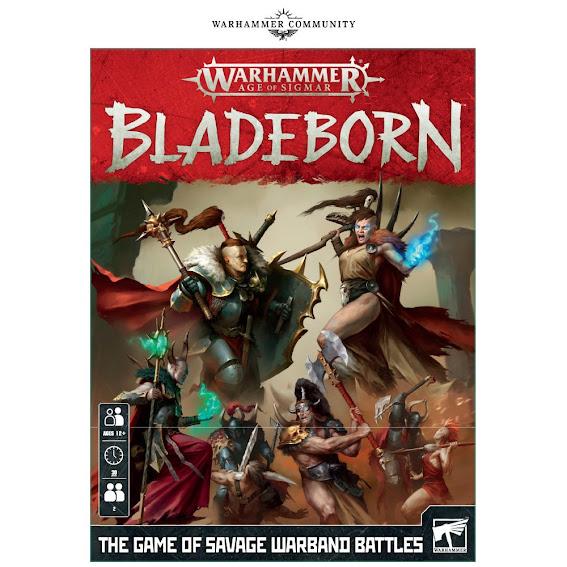 Warhammer Age of Sigmar: Bladeborn