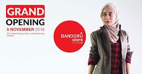 Join Bandoru Store Contest dan Win LV Beg, Macbook and iPad Air 2