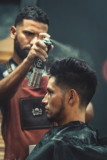 New haircut style of young boys 2021