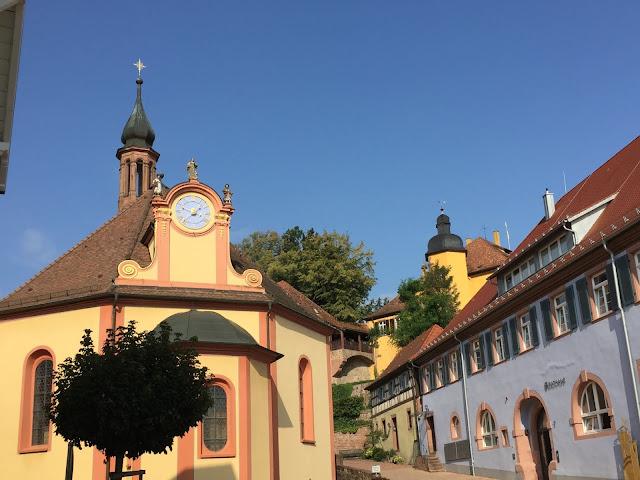 Evangelische Kirche Mahlberg