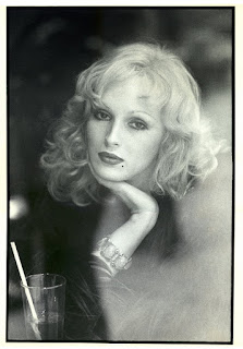 Candy Darling Transsexual Model