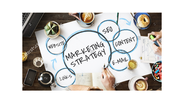 Digital Marketing Strategy for website to rank on Googl's top 10