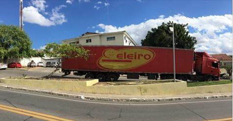 Polícia Civil recupera caminhão roubado na BR-316 em Santana do Ipanema