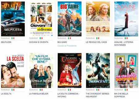 Catálogo de filmes do MovieReading