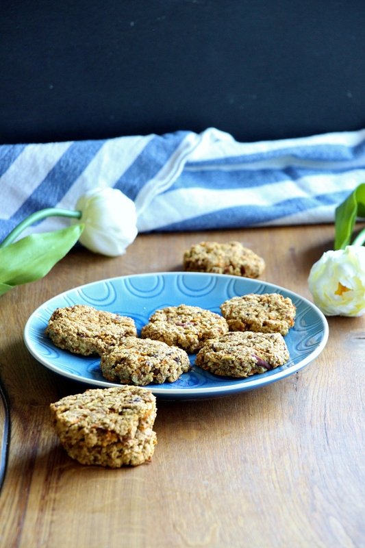 Carrotcake Cookies