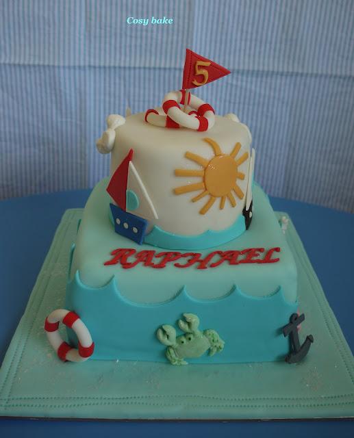 Birthday Cake Jet Blu