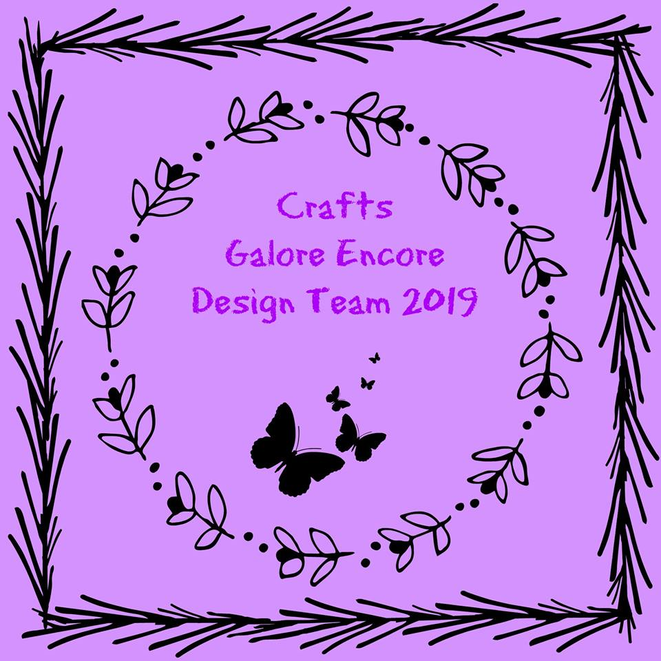 Crafts Galore Encore Challenge Blog