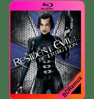 RESIDENT EVIL 5: LA VENGANZA (2012) BDREMUX 1080P MKV ESPAÑOL LATINO