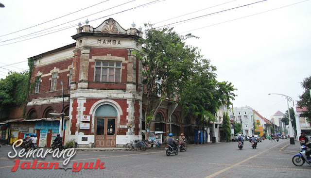 Kota Lama Semarang Obyek Wisata di Semarang Yang Paling Populer