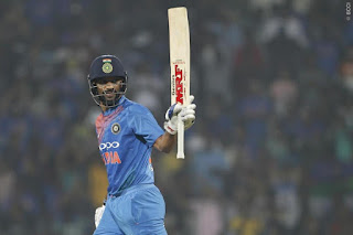 Shikhar Dhawan 92 vs West Indies Highlights