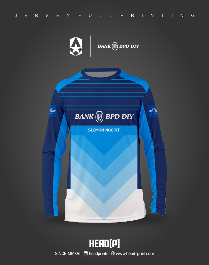 Bpd DIY Desain Jersey Cycling Community Full Printing - Headprint Vendor Jersey Online Jogja
