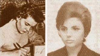Las ajedrecistas catalanas Pepita Ferrer y Maria Lluïsa Puget