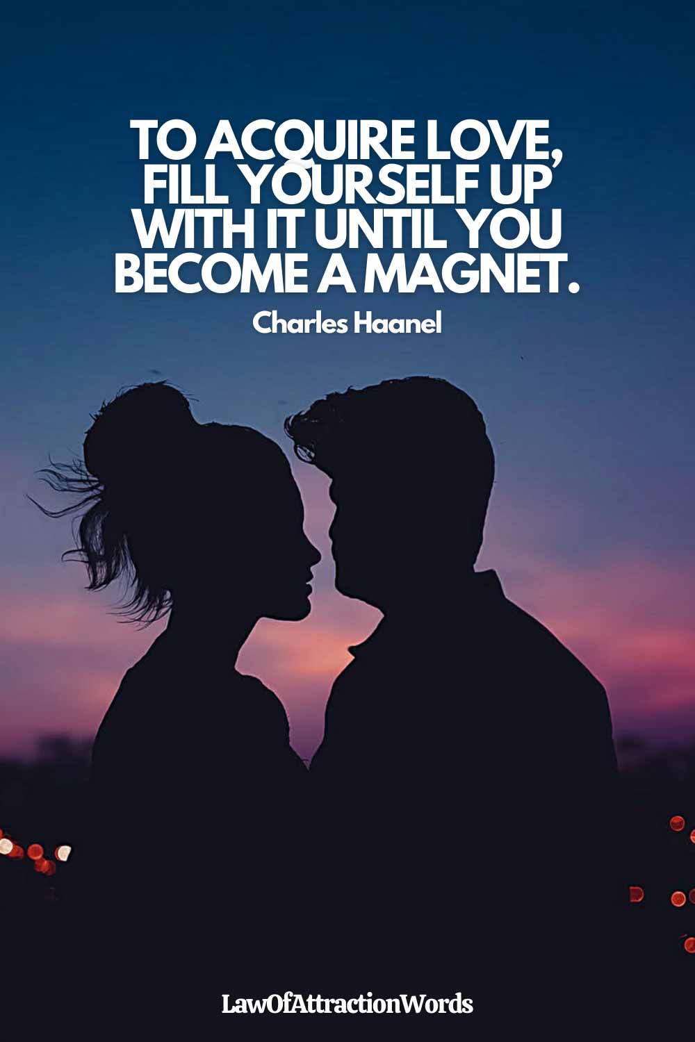 Best Law Of Attraction Quotes Love