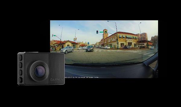 Nova série Dash Cam™ Mini 2, 47, 57 e 67W: mais confiança, mais vigilância, mais detalhe
