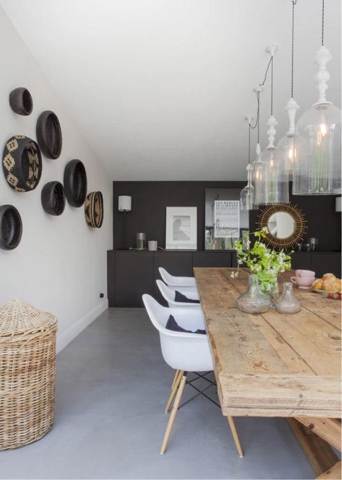 Moderno stile francese con tocchi nordici blog di for Arredamento stile nordico moderno