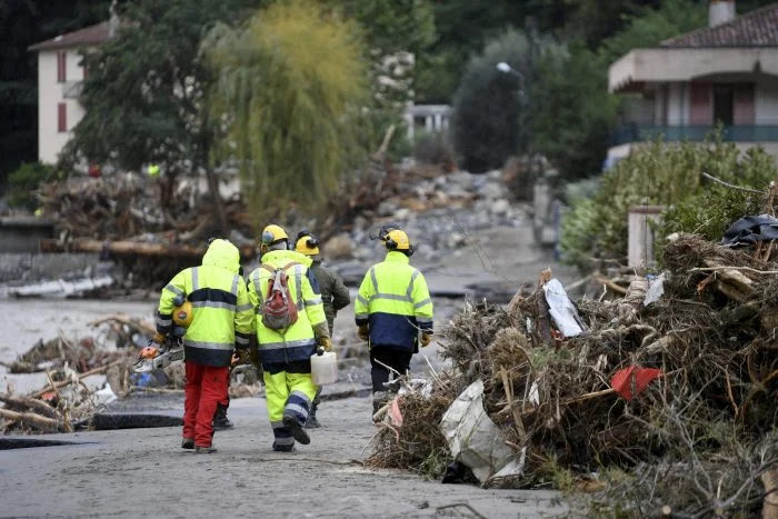 In Germany, storms have killed at least nine people and left dozens missing.