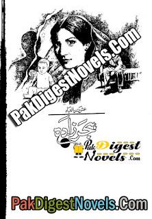 Hijar Zada (Novelette) By Shumaila Dilabad
