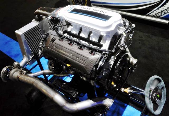 Ford Raptor 5.0 Ecoboost HP Specs