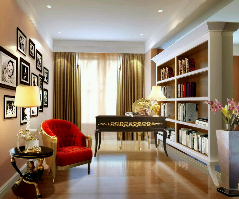 Modern study room furnitures designs ideas. ~ Furniture Gallery